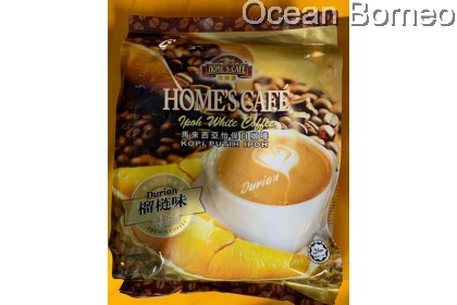 Home's Café 4 in 1 Durian White Coffee