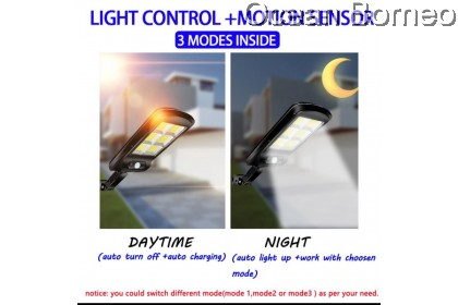 Solar Induction Wall Lamp